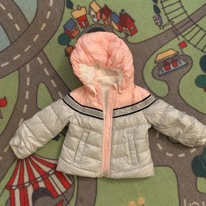 Moncler jacket for baby girl 12-18M